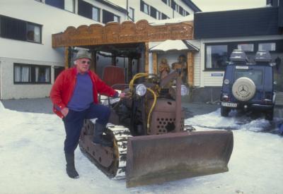 Historien om Golsfjellet i Hallingdal. Andres Nibstad, Storefjell.
