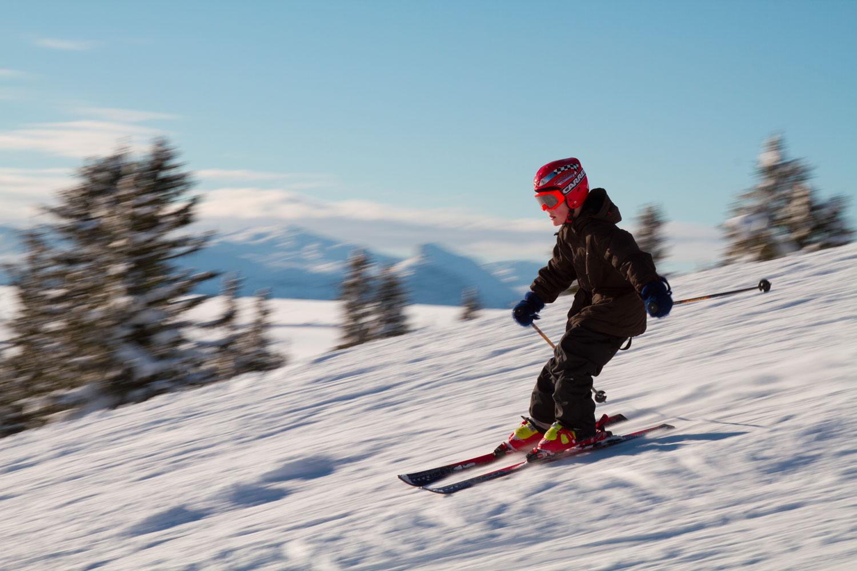 Alpint, slalom, railpark, skiutleie, Hallingdal, Hemsedal, Valdres, Gol, Golsfjellet. Foto: Thorgeir Røer