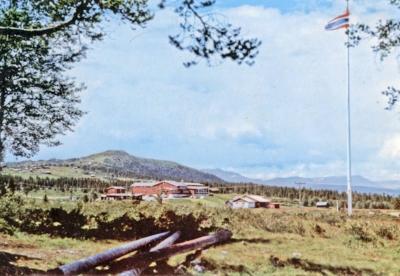 Historien om Golsfjellet i Hallingdal.