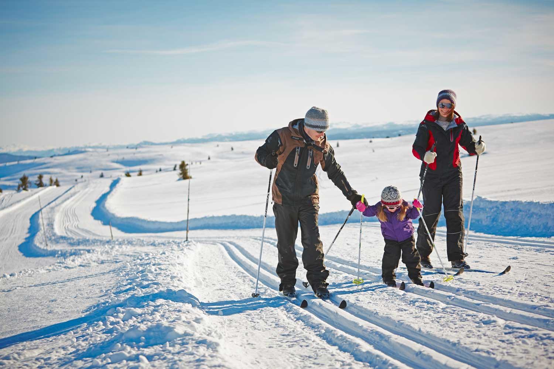 Langrenn, ski, skiturer, klassisk, skøyting, Hallingdal, Gol, Golsfjellet, Hemsedal, Valdres. Foto: Cathrine Dokken, Storefjell