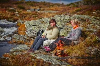 Fotturer, fjellturer, vandring, stolpejakten, geocaching, Golsfjellet, Hemsedal, Valdres, Hallingdal, Gol. Foto: Cathrine Dokken, Storefjell