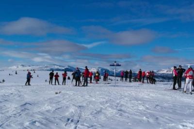 Langrenn, ski, skiturer, klassisk, skøyting, Hallingdal, Gol, Golsfjellet, Hemsedal, Valdres. Foto Birgit Haugen