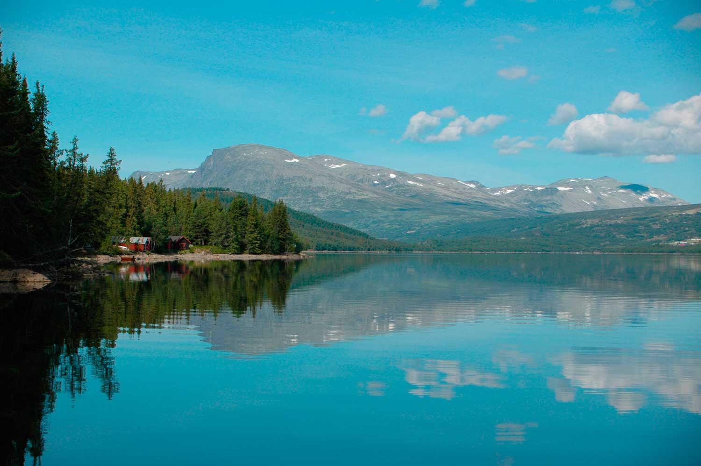 Båt, båtutleie, motorbåt, robåt, kano, kajakk, Golsfjellet, Lauvsjøstølen, Oset, Hallingdal, Valdres, Gol.
