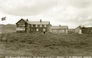 Ørterstølen etter 1920