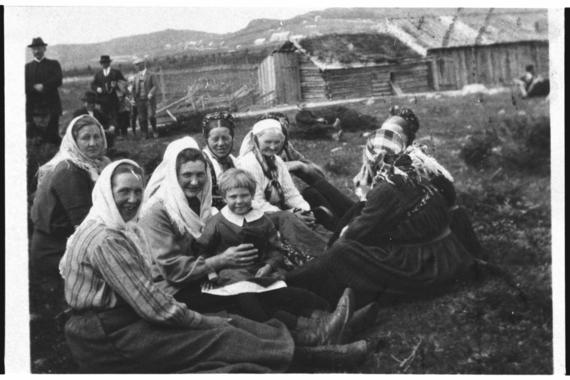 Kambemessa ca 1930 Golsfjellet i Hallingdal.