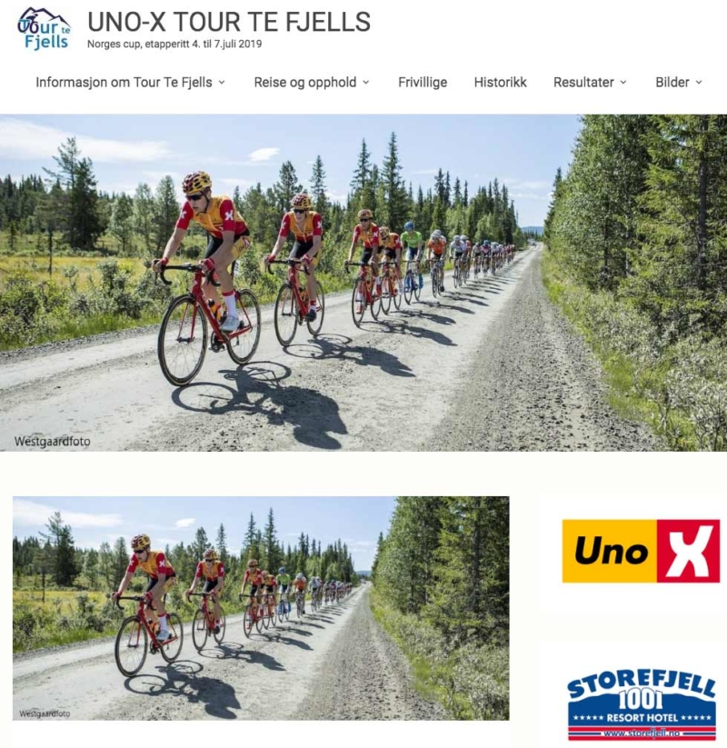 Tour Te Fjells, Uno X, NC landevei, norgescup, sykling.
