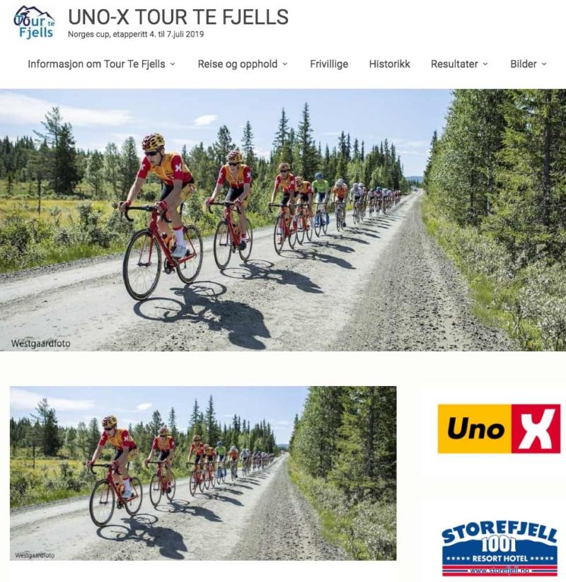 Tour Te Fjells, Uno X, NC landevei, norgescup, sykling.