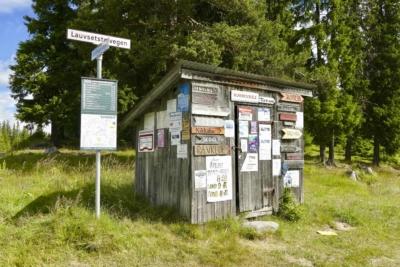 Fjellsykling på Golsfjellet, Mjølkevegen, Hallingdal, Valdres. Foto: Birgit Haugen