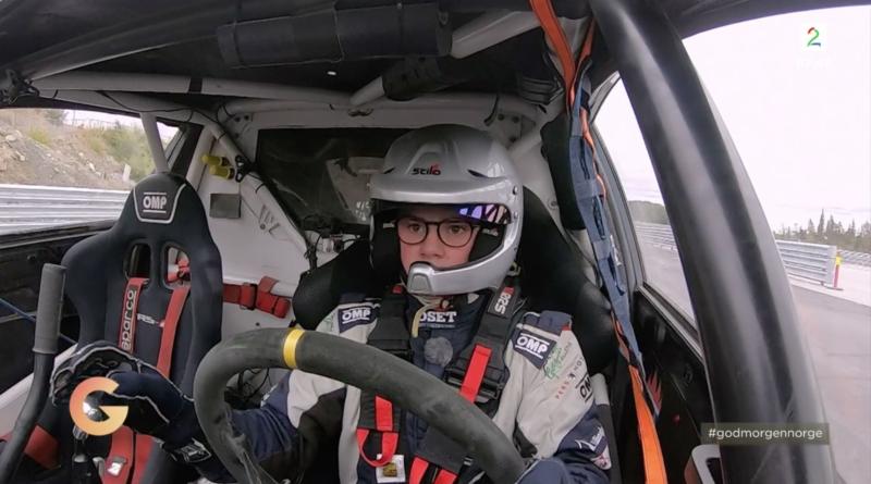EHB Motorsport, Eirik Hesla Berget, Golsfjellet