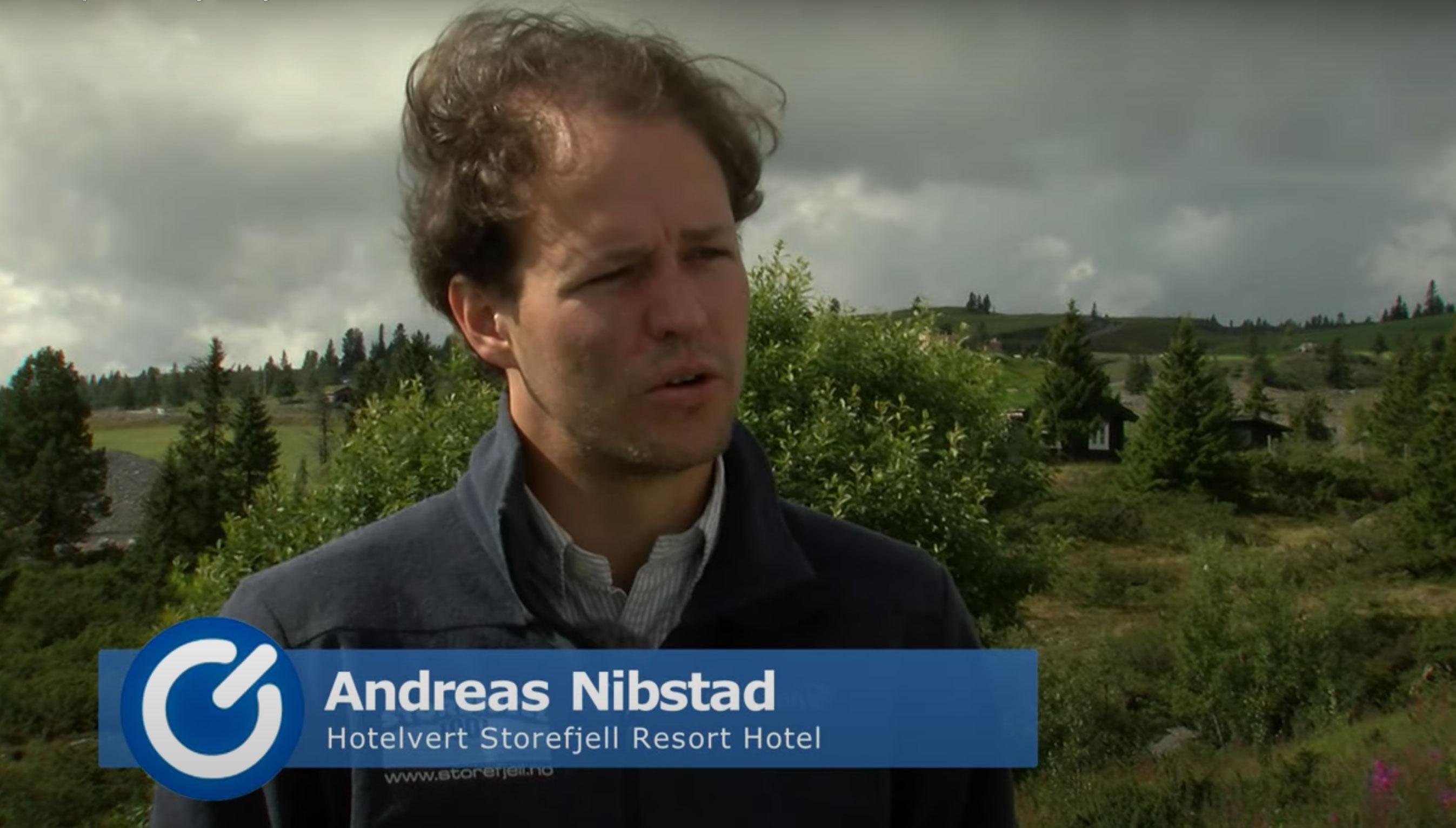 90 år med hotelldrift på Storefjell