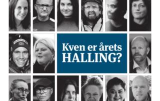 Gudrun Hesla, Oset Høyfjellshotell, nominert til tittelen årets halling 2020