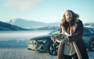 Kristoffer Hivju, Will Smith, Audi, Super Bowl, Golsfjellet, Norway