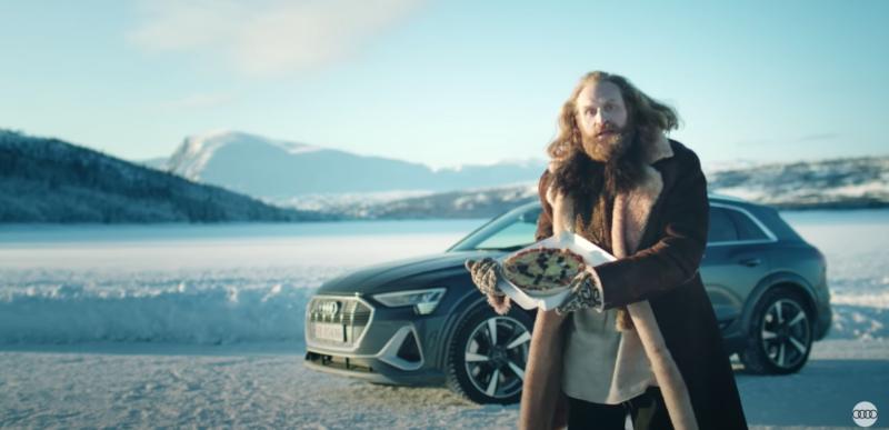 Kristoffer Hivju, Will Smith, Audi, Super Bowl, Golsfjellet, Norway