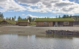 Vasskanten restaurant Golsfjellet Hallingdal